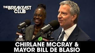 Download Mayor Bill de Blasio & His Wife Discuss Community Policing, Mental Health & More Video