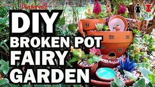 Download DIY Fairy Garden, Corinne VS Pin Video