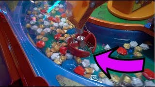 Download CLAW MACHINE FILLED WITH WATER (INSANE) Video