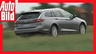 Download Opel Insignia Sports Tourer (2017) - Fahrbericht/Details/Review Hier kommt der Design-Kombi Video