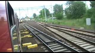 Download Ryzykowna Zmiana Toru TLK ″Podlasiak″ vs TLK ″57102″ w Poznaniu :) Video