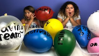 Download Making Slime With Giant Balloons! Giant Slime Balloon Tutorial Video