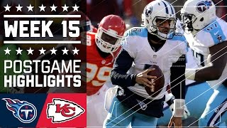 Download Titans vs. Chiefs | NFL Week 15 Game Highlights Video