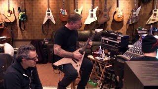 Download Metallica - Making Of ″Moth Into Flame″ Video