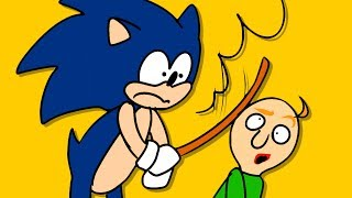 Download BALDI'S BASICS VS SONIC The Hedgehog (Official series) Video