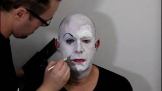 Download Maquillaje de ¨ IT ¨ para halloween Video