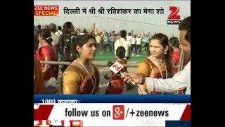 Download Sri Sri Ravi Shankar Speaks About World Cultural Festival Video