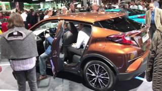 Download Toyota C-HR Video