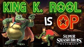 Download KING K. ROOL IS OP! - Smash Bros. Ultimate Montage Video