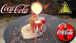 Download Molten Copper vs Coca Cola Video