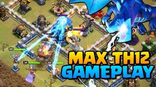 TOP 3 NEW TH12 WAR/TROPHY BASE 2018 (Layout) BEST TOWN HALL 12 BEST