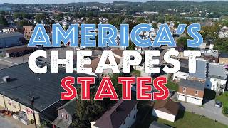 Download The CHEAPEST STATES to Live in AMERICA Video