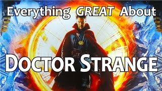 Download Everything GREAT About Doctor Strange! Video