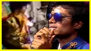 Download PRINCE INVITED ON STAGE BY MICHAEL JACKSON - 1983 Video