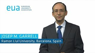 Download 4th Funding Forum – Josep Garrell, Ramon Llul University, Barcelona, Spain Video