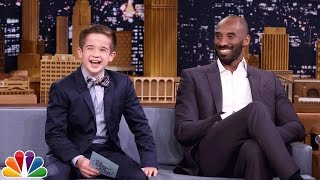 Download S.I. Kids Reporter Max Bonnstetter Interviews Kobe Bryant Video