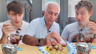 Download Iranian Dad Introduces us to Iranian Afternoon Tea!!?? Video