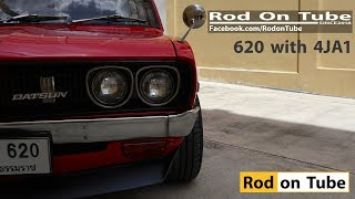 Download Datsun 620 วางเครื่อง Isuzu TFR Video