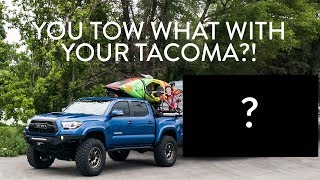 Download Toyota Tacoma Towing Tips Video