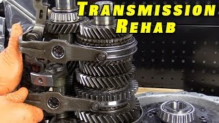 Download GTI Transmission Rehab and Update ~ SO CLOSE TO BEING DONE Video