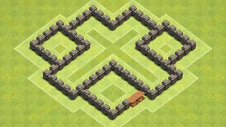 Download Clash of Clans Town Hall 4 Defense Base (2019 WORKS) Video