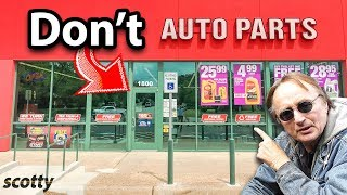 Download Never Go to This Auto Parts Store Video
