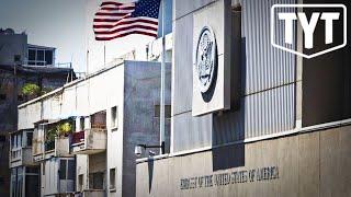 Download US Embassy Diplomat On Jerusalem Move Video
