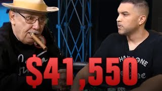 Download Young Man Gets DESTROYED   Crazy $25/$50 Poker Game Video