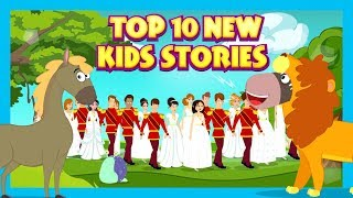 Download BEDTIME STORIES AND FAIRY TALES FOR KIDS - TOP 10 NEW STORIES FOR KIDS || KIDS STORIES Video