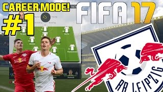 Download FIFA 17 | Career Mode - RB Leipzig #1 - NEW YEAR NEW SEASON! Video