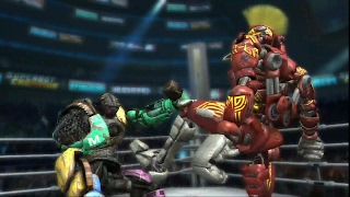 Download REAL STEEL-THIS IS SPARTA (MIDAS vs ZEUS & NOISY BOY, AMBUSH, TWIN CITIES, METRO, ATOM)ЖИВАЯ СТАЛЬ Video