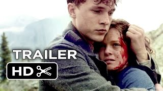 Download The Silent Mountain Official Trailer 1 (2014) - Romantic Adventure HD Video