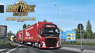 Download ✅ Euro Truck Simulator 2 - Beyond the Baltic Sea - Helsinki(FIN) to Vyborg(RU) Video