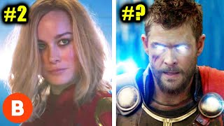 Download The Most Powerful Characters In The Marvel Universe Ranked Video