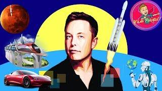Download 10 projets d'Elon Musk qui vont changer le monde ! Video