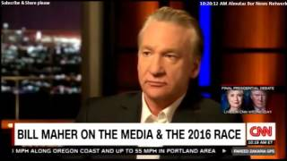 Download Bill Maher, Comedian, speaks on Donald Trump #Election2016 11 26 2016 news update Video