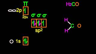 Download 14.2 Explain hybridization as mixing of atomic orbitals making new orbitals [HL IB Chemistry] Video