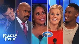 Download 2016's Top 5 Funniest Answers! | Family Feud Video