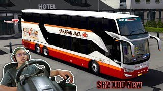 Download Harapan Jaya SR2 DD mengejar Shantika berakhir Crash Video