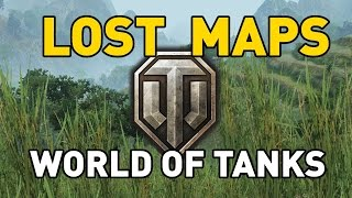 Download World of Tanks - The Lost Maps Video