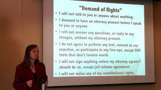 Download CLDC Know Your Rights Activist Training Video