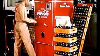 Download Vintage Coke Promotional Video - Coca-Cola Commercial 50's Video