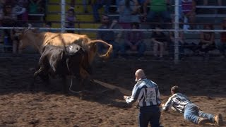 Download A visit to a prison rodeo Video