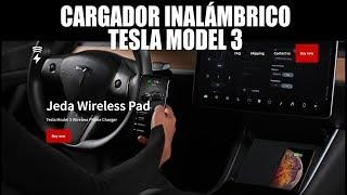 Download Cargador inalámbrico para Tesla Model 3 JEDA WIRELESS PAD: unboxing + instalación + review Video