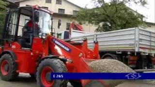 Download Eurocomach E 265 at work Video
