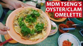 Download Mdm Tseng's Oyster/Clam Omelette   Vanishing Recipes   CNA Insider Video