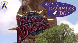 Download Ranking Each Island at Universal's Islands of Adventure - As Dreamers Do Video
