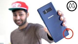 Download Everything wrong with the Galaxy Note 8! Video