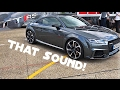 Download 2017 AUDI TTRS | TEST DRIVE! Video