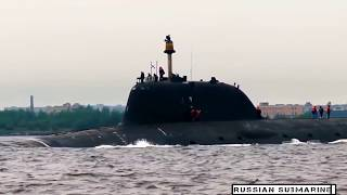 Download Russian Submarine ''Yury Dolgorukiy'' (K 535) & ''Alexander Nevsky'' (K 550). Video